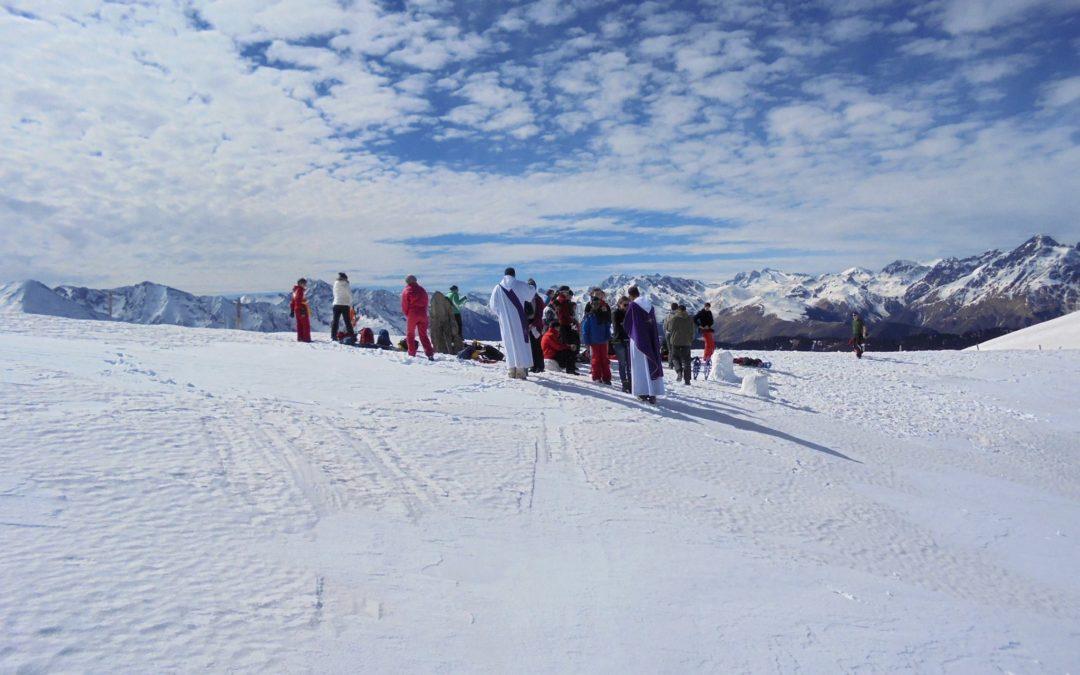Camp ski et spi pour vos ados !