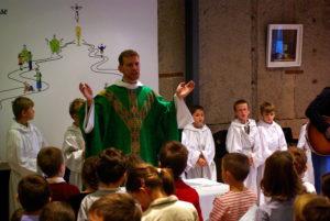 catéchisme liturgie de la Parole primaire