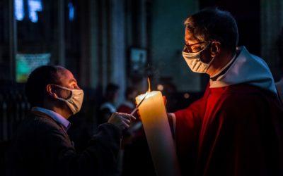 Vigile de Pentecôte : album photos
