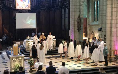 Messe des Confirmations