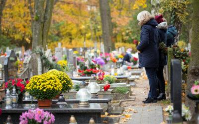 Bénédiction des tombes