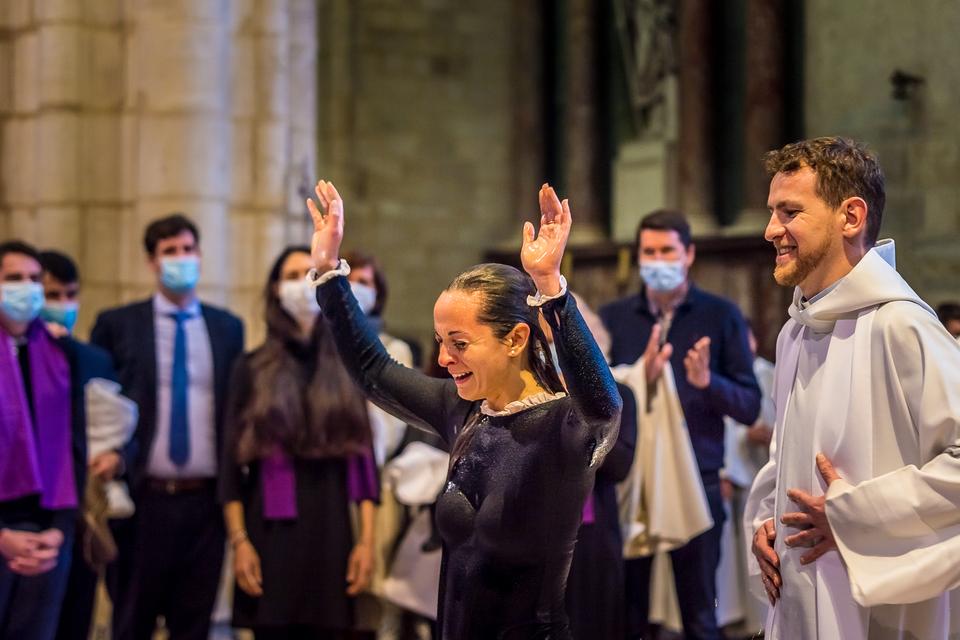 sacrement du baptême adulte 2020 - paroisse saint nizier - lyon