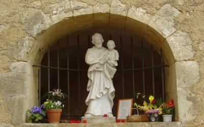 Pèlerinage des pères à Cotignac – 2021