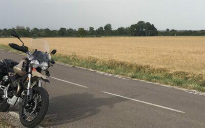 Pèlerinage des motards à Cotignac